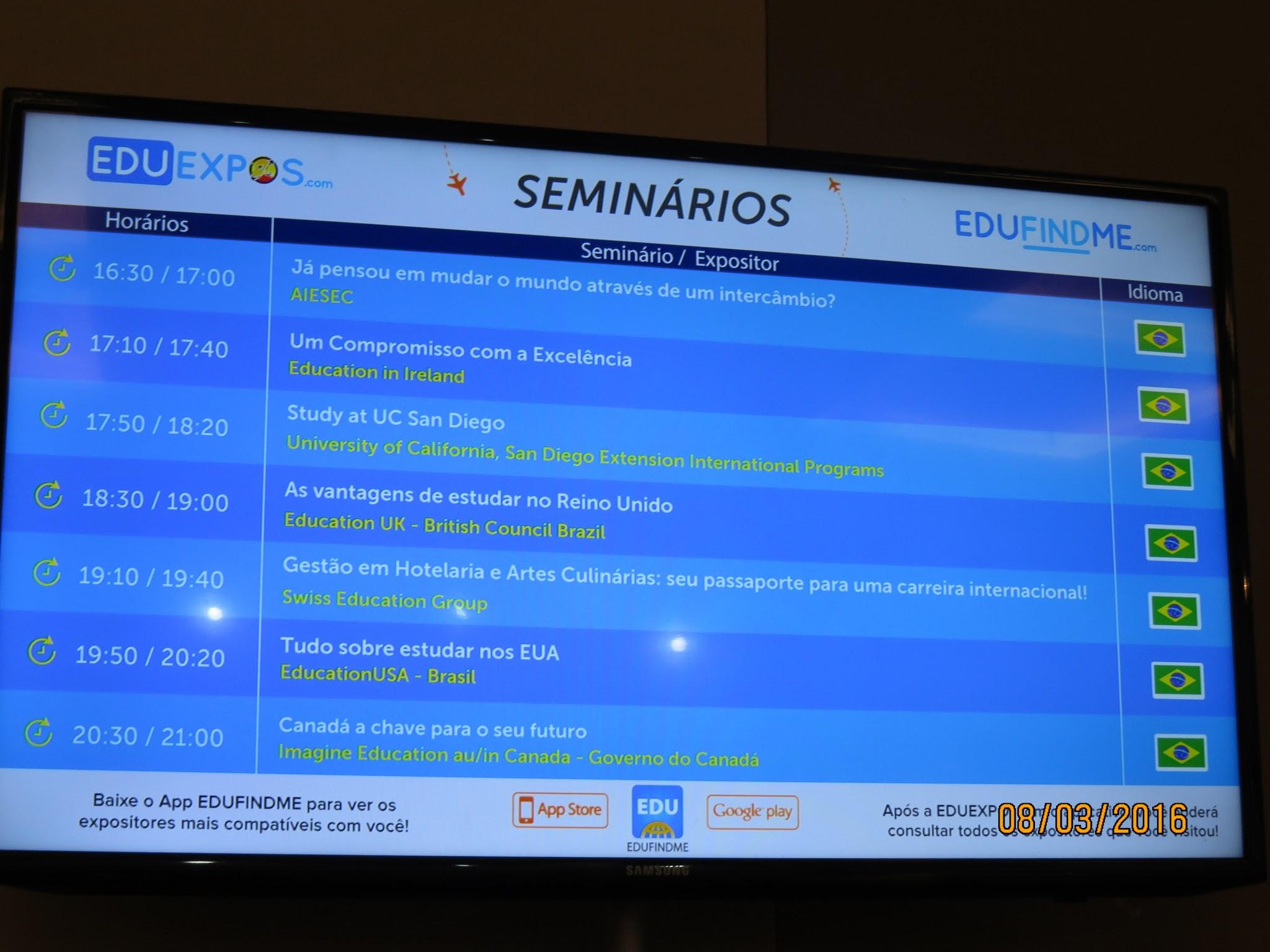 Seminários EduExpo
