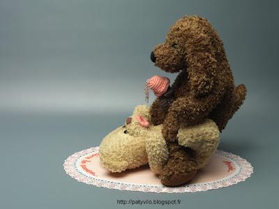 teddy bears, sexy bears, soft sculpture