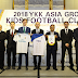 YKK brings back Real Madrid coaches to teach football to Filipino kids, coaches