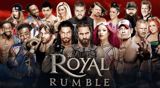 When is WWE Royal Rumble 2018 2019 2020 Date Venue Format Match Card