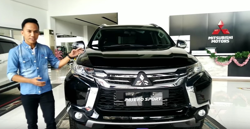 Mitsubishi Pajero 2020
