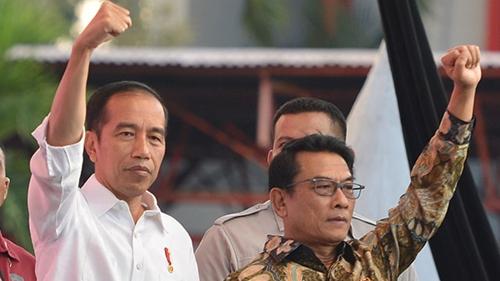Pengamat Sebut Moeldoko Layak Jadi Penerus Jokowi
