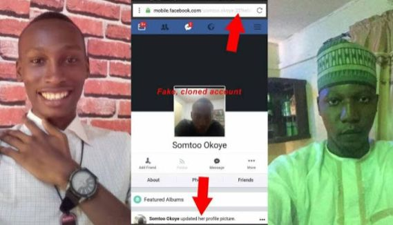 Man Rain Curses On Yahoo Boy Who Scammed A Client With His Name