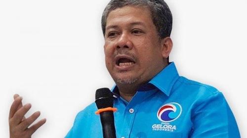 Fahri Hamzah Minta Jokowi Percaya Firli Bahuri Cs Benahi KPK dari Dalam