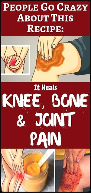 After This Home Remedy, You Will Never Feel Joint Pain Again
