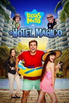 Luccas Neto em: O Hotel Mágico Torrent - WEB-DL 1080p Nacional
