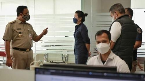 PDIP: Anies Jangan Angin-anginan Sidak PPKM, Banyak Pengusaha Nakal Kucing-kucingan