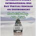 Interdisciplinary International One Day Virtual Seminar on Environment