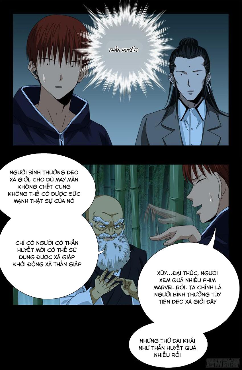 Huyết Ma Nhân Chap 356 - Trang 8