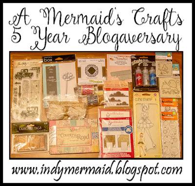 A Mermaid's Craft 5th Blogaversary