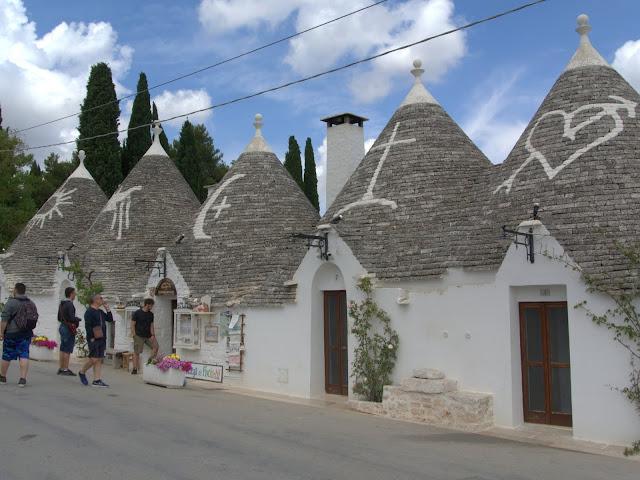 Rejon Apulii Włochy, co zwiedzić