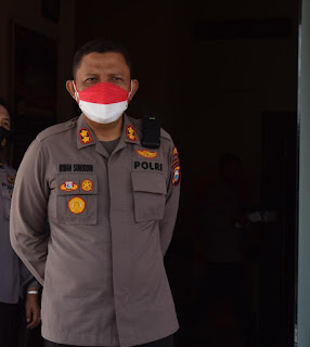 Ini Tanggapan Kapolres Luwu Utara, Terkait Kasus Dugaan Korupsi PSR Tahun 2018