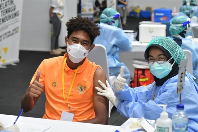 Đối thủ của đội tuyển Việt Nam được tiêm vắc xin Covid-19