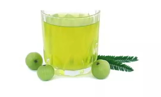 Drinking Amla juice on an empty stomach in the morning a week give these 5 big benefits