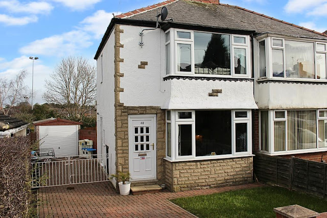 Harrogate Property News - 2 bed semi-detached house for sale Olive Grove, Harrogate HG1