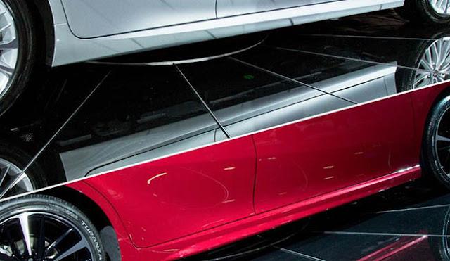 2018 Toyota Camry Rear Rocker Panels