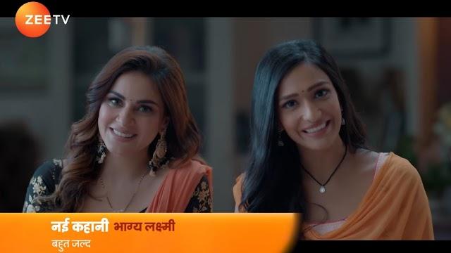 Bhagya Lakshmi 2021 Hindi tv show, star cast, story, timing, TRP rating this week, actress, actors name with photos