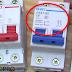 قراءة وشرح المعلومات الموجودة على جهاز قاطع التيار disjoncteur - circuit breaker