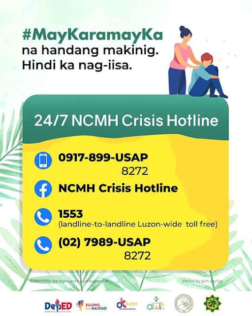 ncmh crisis hotline