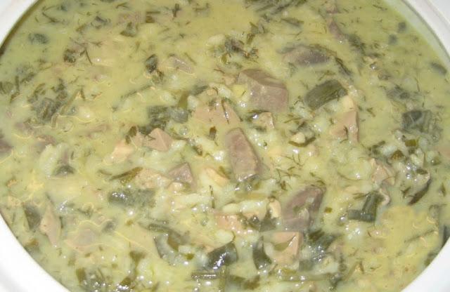 Magiritsa Recipe