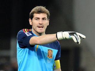 Profil Lengkap Iker Casillas
