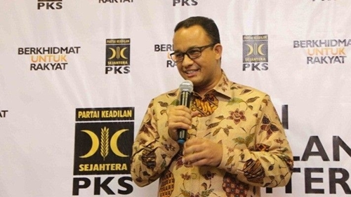 Baliho-baliho Capres 2024 Dikritik Publik, PKS Langsung Bela Anies Baswedan, Jangan Seret-seret Pak Anies