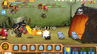 Larva Heroes Episode2 MOD APK