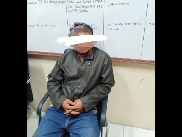 Jahanam, Ustadz di Aceh Ditikam Saat Sedang Ceramah Maulid Nabi, Tersangka Ternyata Pecatan Polisi