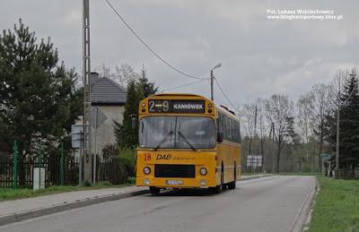 DAB serii 6 typ 3 (6-3-TL11/3), MZK Oświęcim