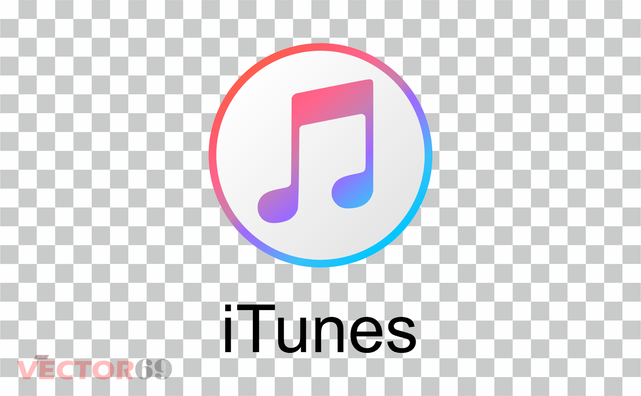 iTunes Logo - Download Vector File PNG (Portable Network Graphics)