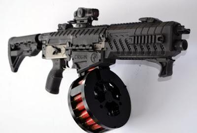 12GA 22 MAGNUM fusil Adaptateur-Canon rayé-inoxydable-livraison gratuite!