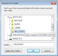 EaseUS Browse Folder