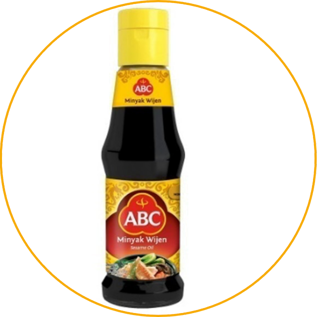 Heinz ABC Sesame Oil Halal sesame oil to enhance the taste of dishes. For fans of Indonesian cuisine, the use of ABC Sesame Oil in every dish is not to be missed. The taste of this sesame oil fits better in the mouth because it uses a formula that has been adapted to the tongue of Indonesians.  Potato fried chili sauce, fried rice, and soy sauce chicken will be more delicious when processed with this sesame oil. Moreover, ABC sesame oil has halal certification from the MUI so you don't have to worry about the production process.