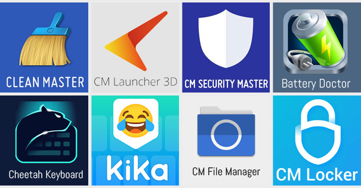 8 Popular Android Apps Caught Up In Million-Dollar Ad Fraud Scheme