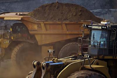 Giá quặng sắt có thể lập kỷ lục mọi thời đại vì giá thép tăng sốc