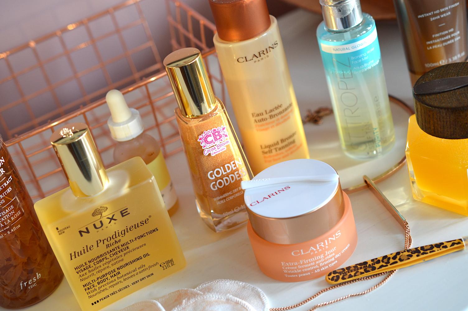 Summer Skincare Favourites