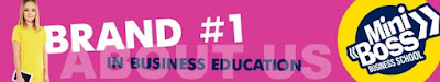 MINIBOSS is a brand #1 of business education