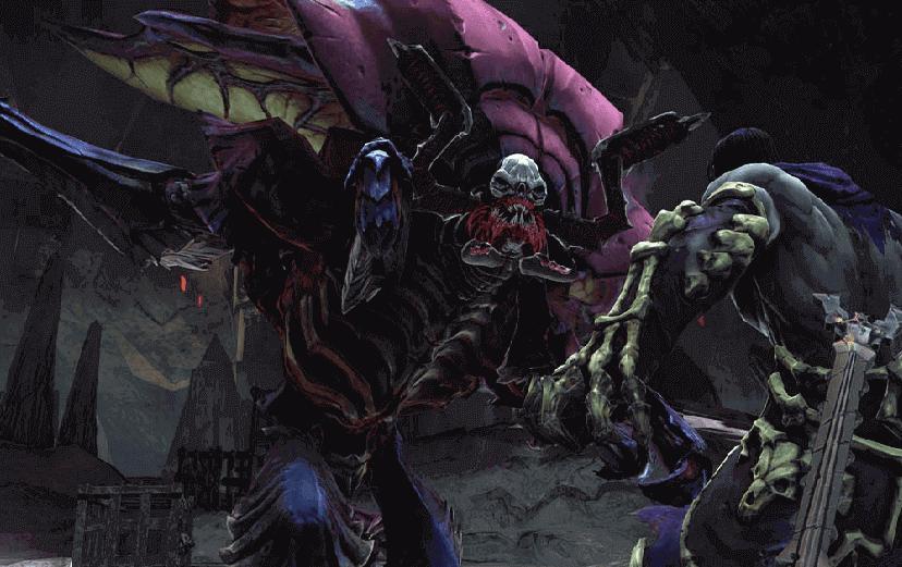 تحميل لعبة darksiders 2 مضغوطة
