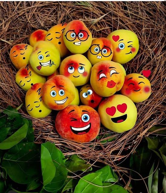 Funny Mango Emoji
