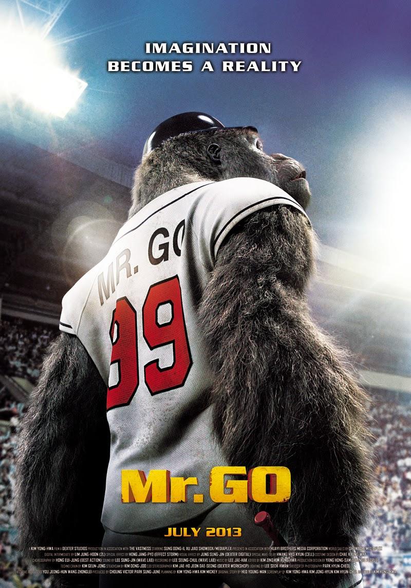 Mr.Go มิสเตอร์คิงคอง [HD][พากย์ไทย]