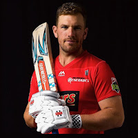 Aaron Finch (Indian Cricketer) Biography, Wiki, Age, Height, Career, Family, Awards and Many More
