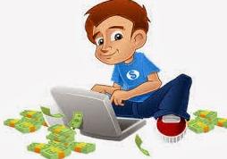 Ternyata blog dapat menghasilkan uang