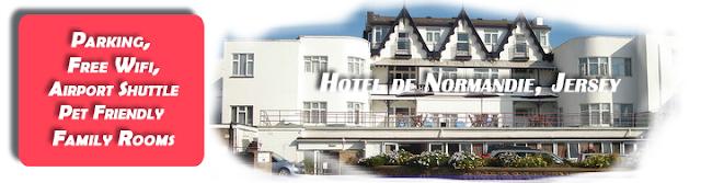 Hotel de Normandie, Jersey Booking Open