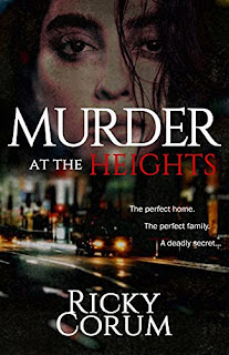 Murder at the Heights -  Mysteries & Suspense book by Ricky Corum - book promotion companies