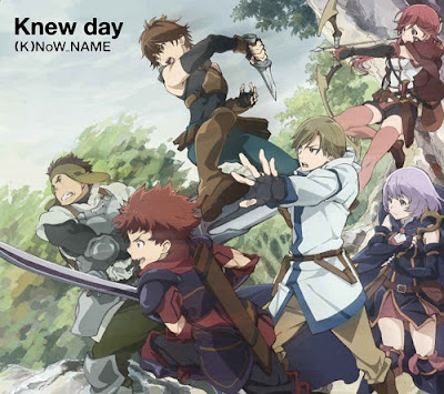Download (K)NoW_NAME – Knew Day – Hai to Gensou no Grimgar OP