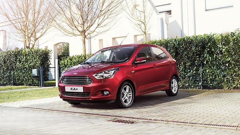 Ford KA+ Motori: Caratteristiche consumi e prestazioni
