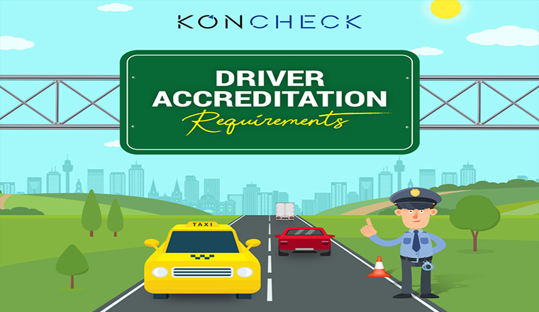 Driver Accreditation Requirements