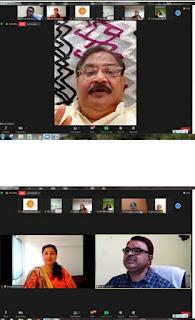 महर्षि दयानंद कॉलेज द्वारा परिसंवाद का आयोजन संपन्न  | #NayaSaberaNetwork