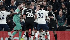 Mengingat Drama VAR di Laga Tottenham vs Man City