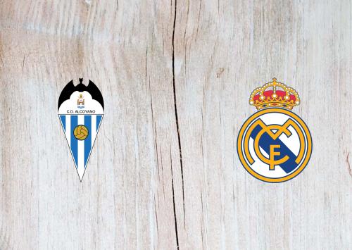 Alcoyano vs Real Madrid -Highlights 20 January 2021